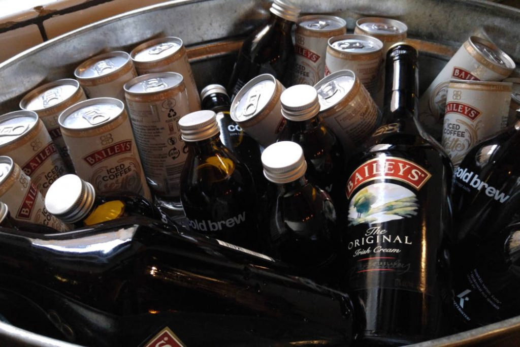 Baileys möter Cold Brew i exklusiv pop up