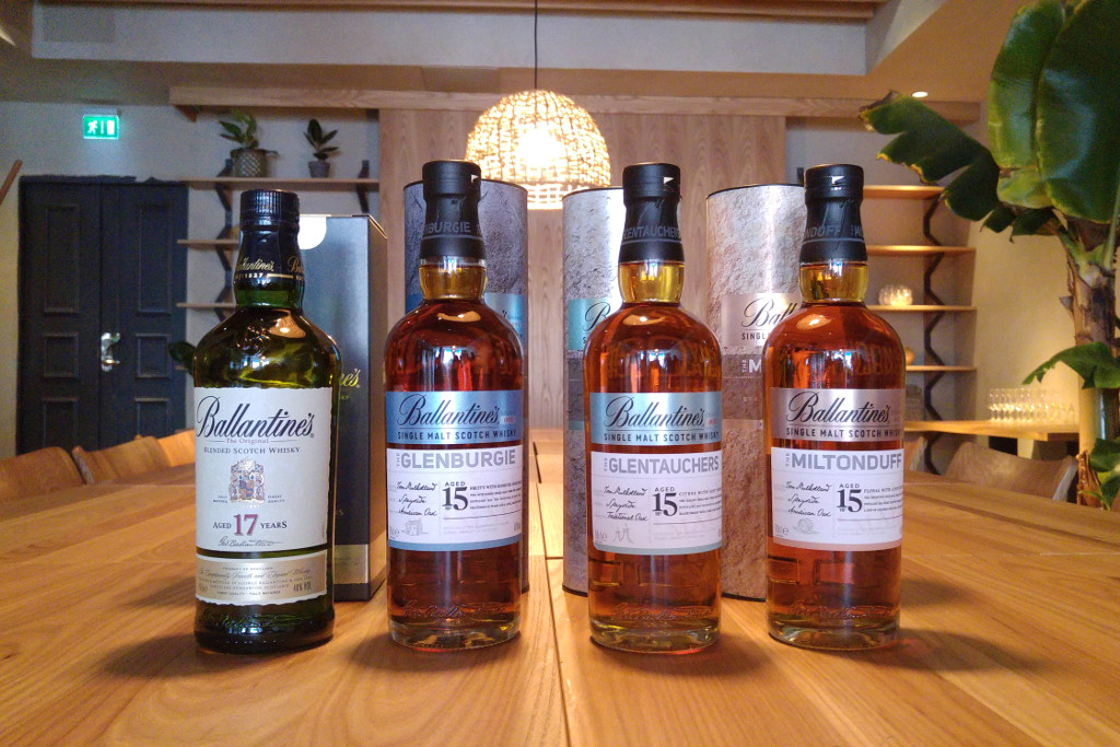 Ny skotsk single malt-whisky lanseras i Sverige