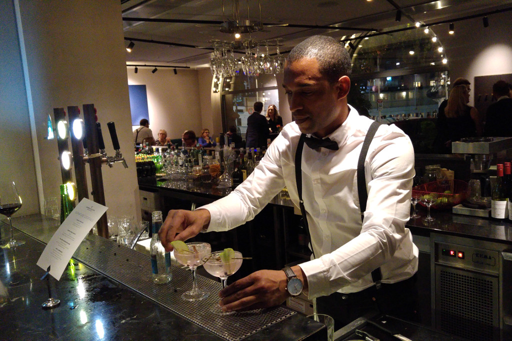 Radisson Collection The Strand bartender