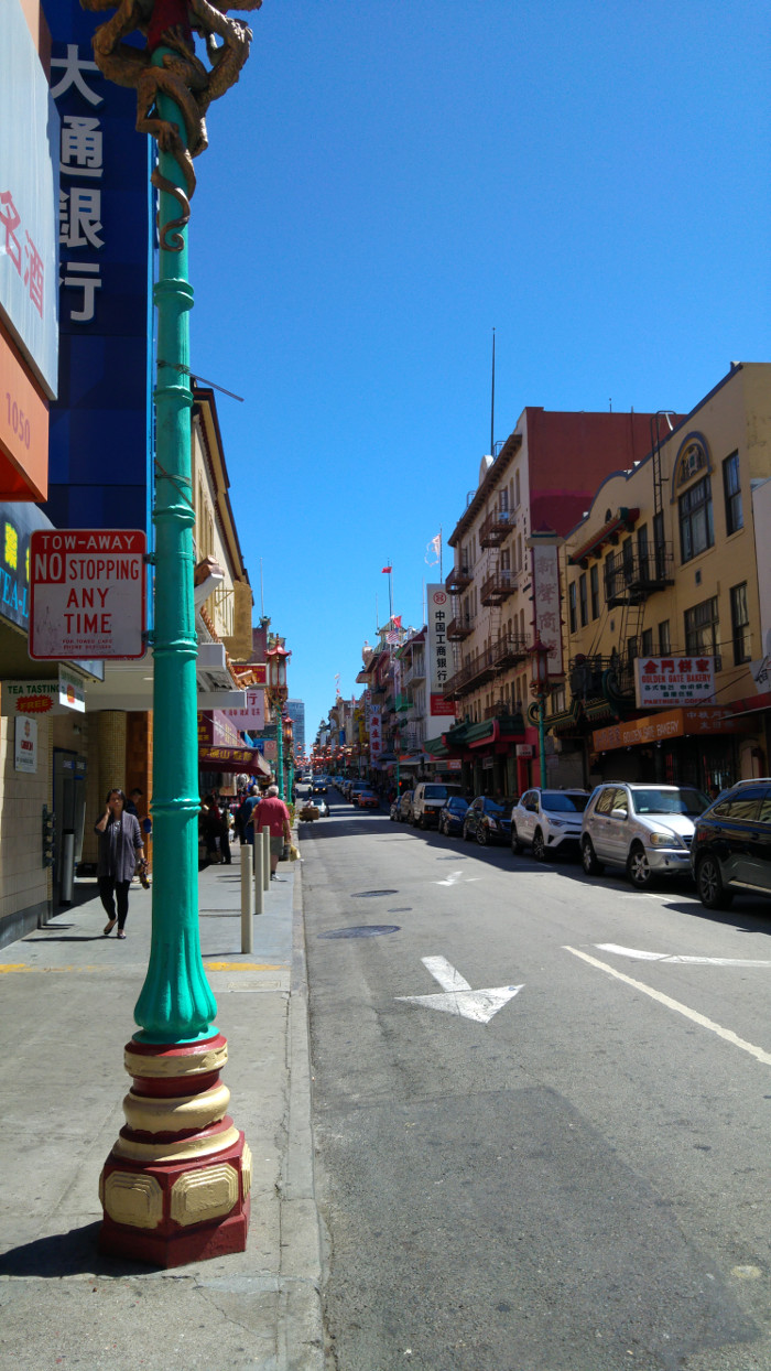 San Francisco Chinatown 1