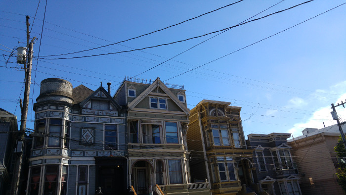 San Francisco Haight Ashbury