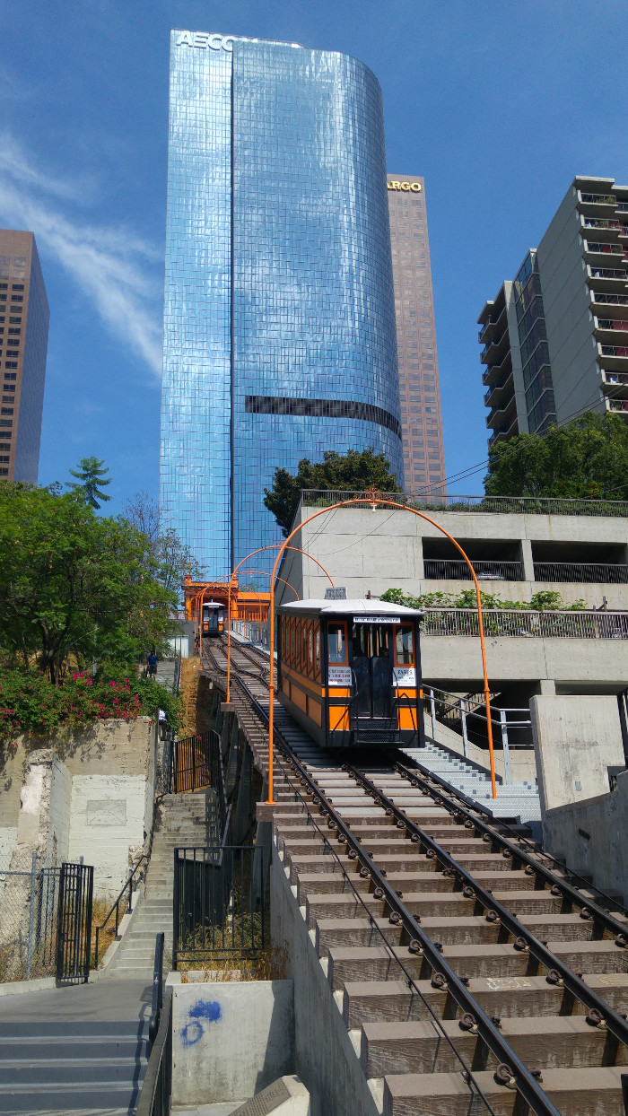 Los Angeles Downtown Angels Flight 2
