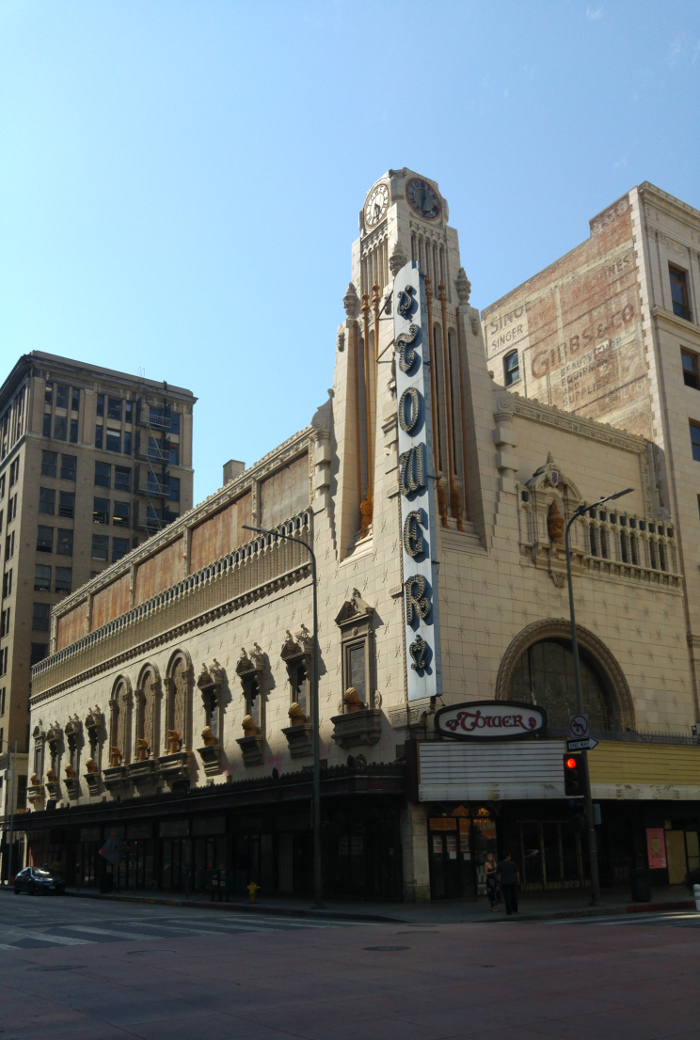 Los Angeles Downtown Broadway 3