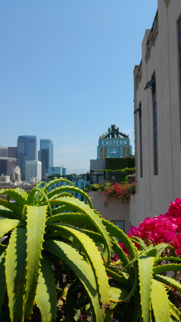 Los Angeles Downtown Broadway 8